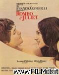 poster del film romeo and juliet